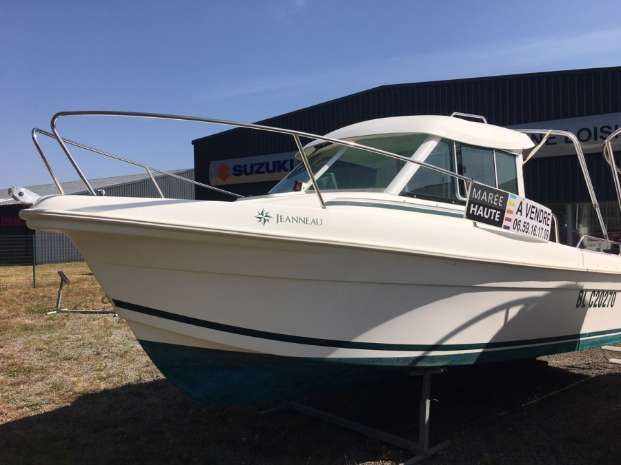 Jeanneau Merry Fisher 625 usato