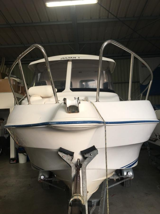 Quicksilver 500 Pilothouse ocasión