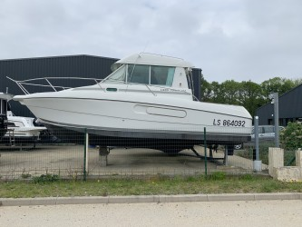 bateau occasion Jeanneau Merry Fisher 800 MAREE HAUTE