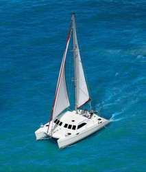 Voilier Broadblue Catamarans 385 occasion