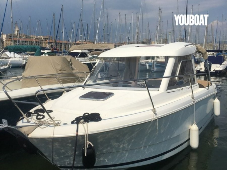 Jeanneau Merry Fisher 645 à vendre par