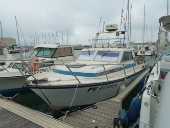 achat bateau Guy Couach Guy Couach 790 Open Fish CANET MARINE