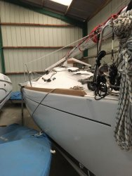 Voilier Beneteau First 20 Performance occasion