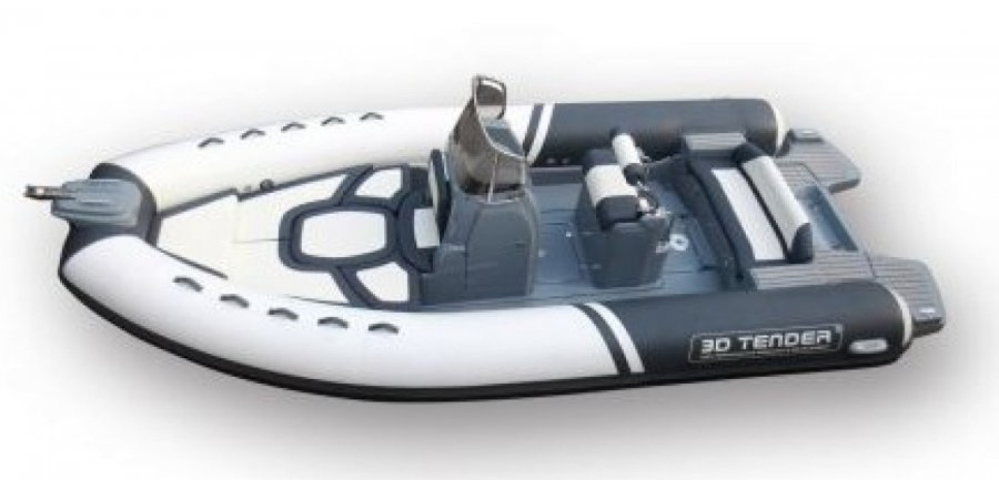 3D Tender Lux 655 new