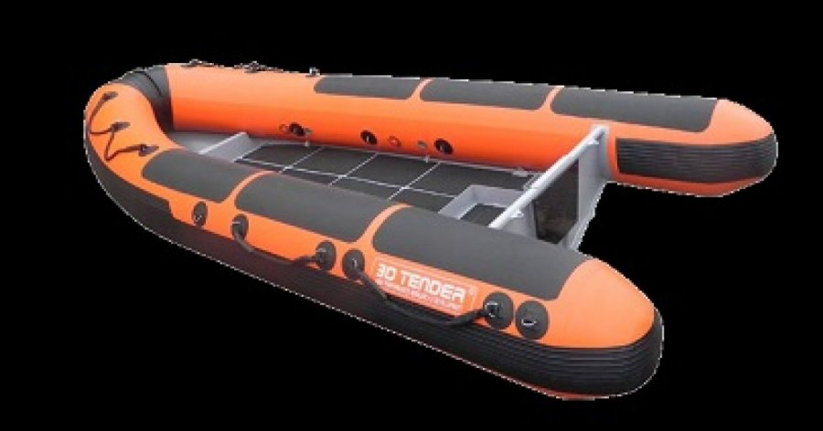 3D Tender Rescue new