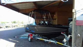 Bass Boat Starweld Spark 16 Dc � vendre - Photo 2