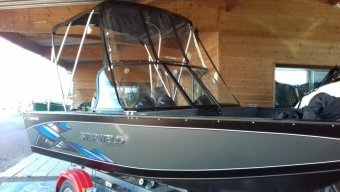 Bass Boat Starweld Spark 16 Dc � vendre - Photo 6