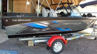 Bass Boat Starweld Spark 16 Dc � vendre - Photo 7