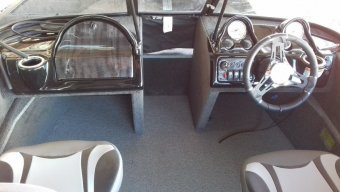 Bass Boat Starweld Spark 16 Dc � vendre - Photo 10