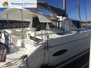 Fountaine Pajot Lipari 41 Evolution Maestro