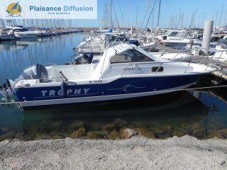 achat  Bayliner Trophy 2352 PLAISANCE DIFFUSION