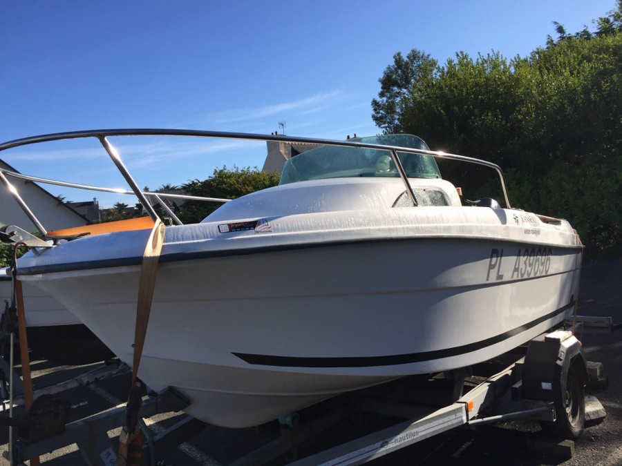 Jeanneau Merry Fisher 450 used