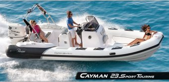 Ranieri Cayman 23 Sport Touring � vendre - Photo 4
