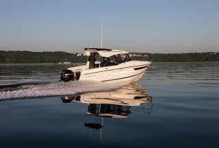 Parker 750 cabin cruiser occasion