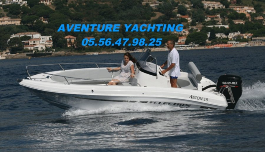 Selection Boats Aston 19 nuovo