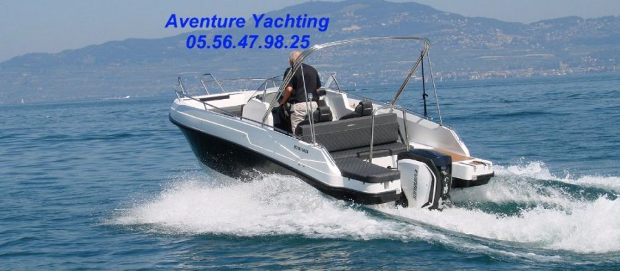 Selection Boats Aston 640 DC neu