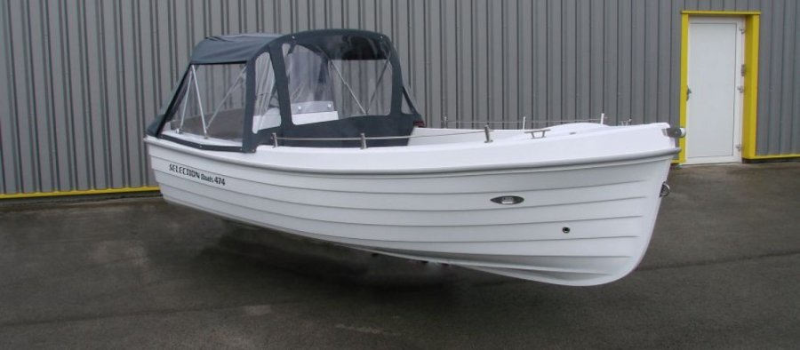 Selection Boats Classic 474 Excellence new
