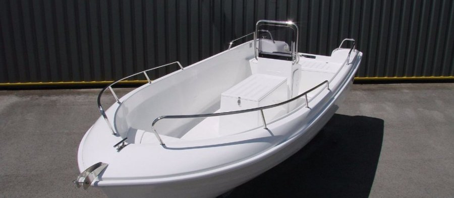 Selection Boats Fish 530 nuovo