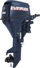Evinrude 9.8 Ch 4t neuf