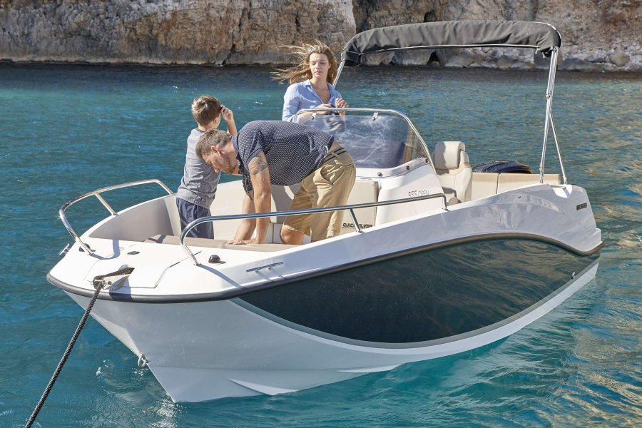 Quicksilver Activ 555 Open nuovo