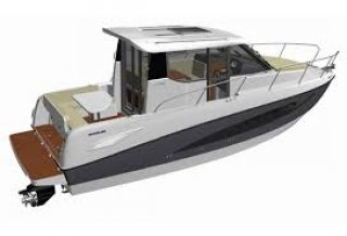 Quicksilver Activ 855 Weekend new