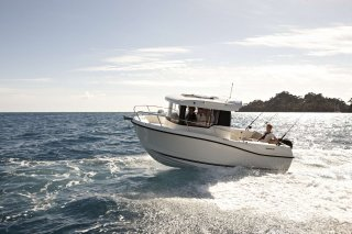 Quicksilver Captur 605 Pilothouse Neuf