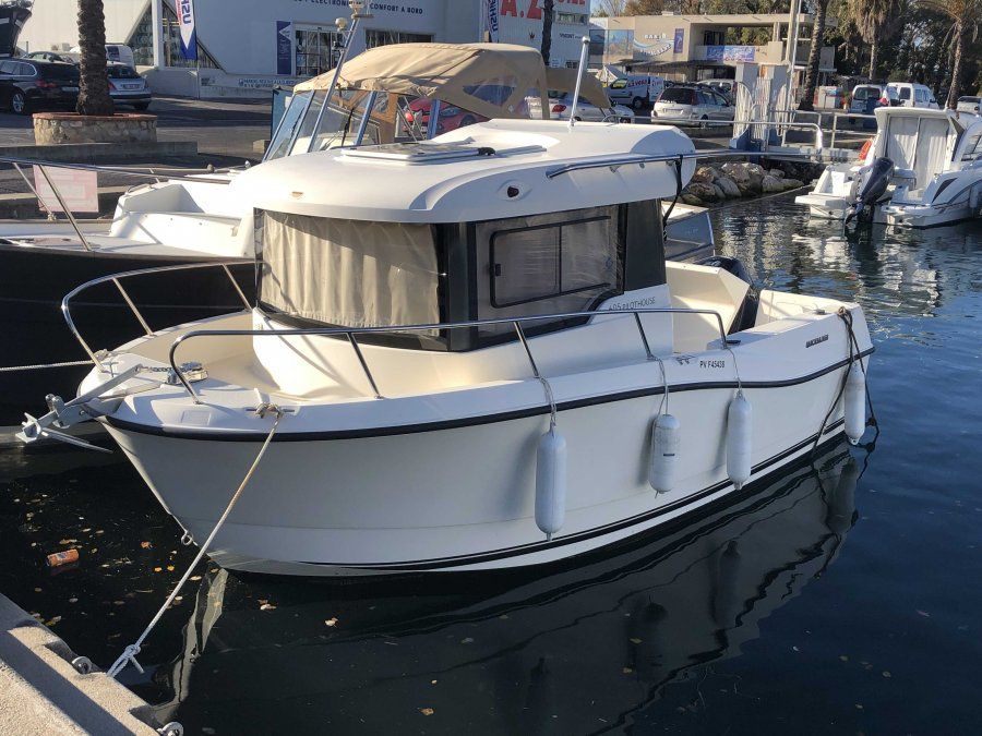 Quicksilver Captur 605 Pilothouse usato