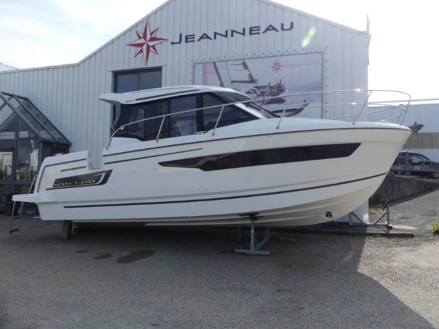 Jeanneau Merry Fisher 895 à vendre par