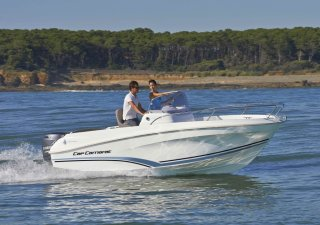 Jeanneau Cap Camarat 5.5 CC Serie 2 � vendre - Photo 1
