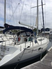 achat voilier Jeanneau Sun Odyssey 33 MOBY DICK