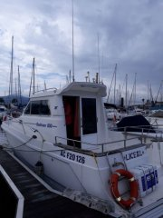 achat bateau   MOBY DICK