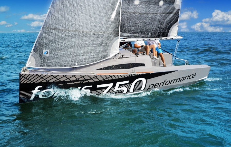 Focus Yachts 750 Performance neuf