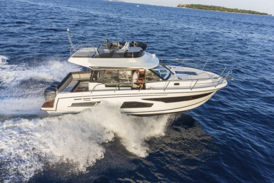 Jeanneau Merry Fisher 1095 new