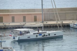 achat voilier Beneteau Oceanis 55 ROLLAND YACHTING