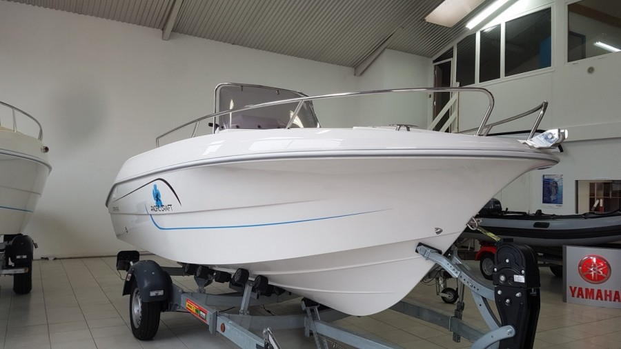 Pacific Craft 545 Open nuovo