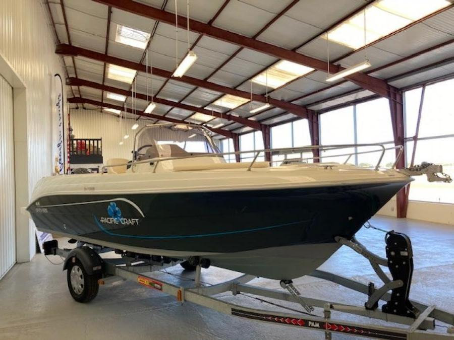Pacific Craft 625 Open used