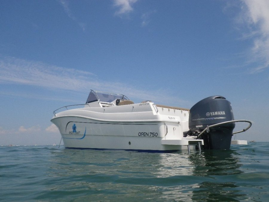 annonce bateau Pacific Craft Pacific Craft 750 Open