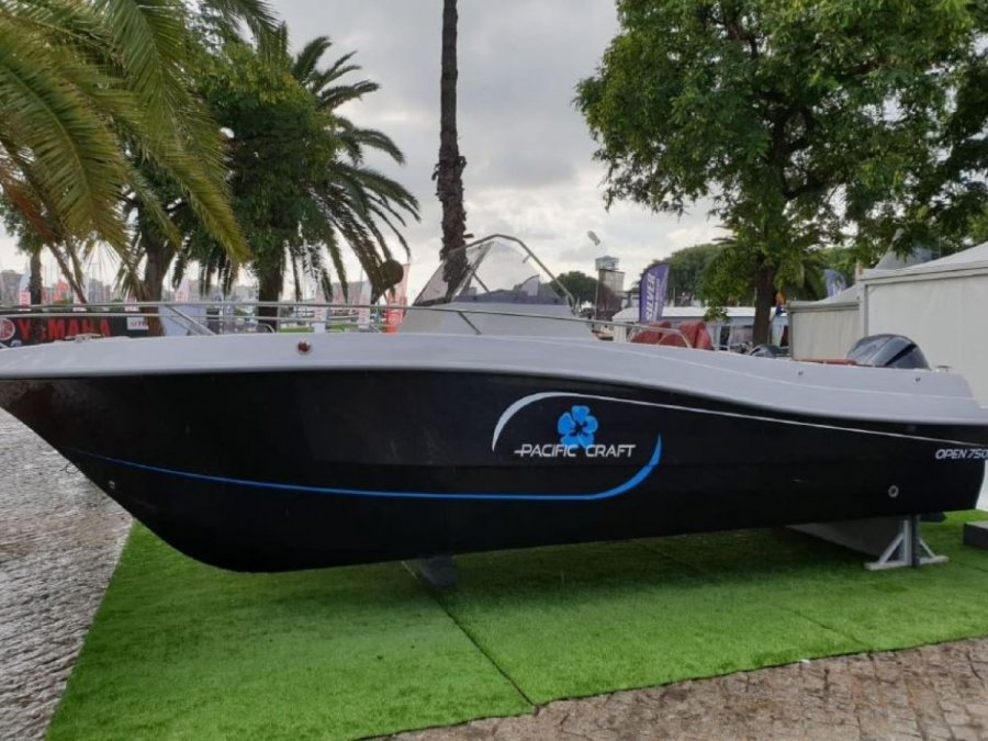 Pacific Craft 750 Open nuovo