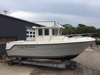 Guymarine Antioche 700 HB Chalutier � vendre - Photo 1