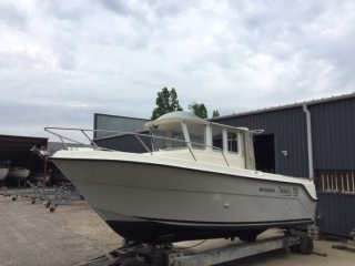 Guymarine Antioche 700 HB Chalutier � vendre - Photo 2