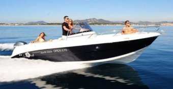 achat bateau Pacific Craft Pacific Craft 670 Open