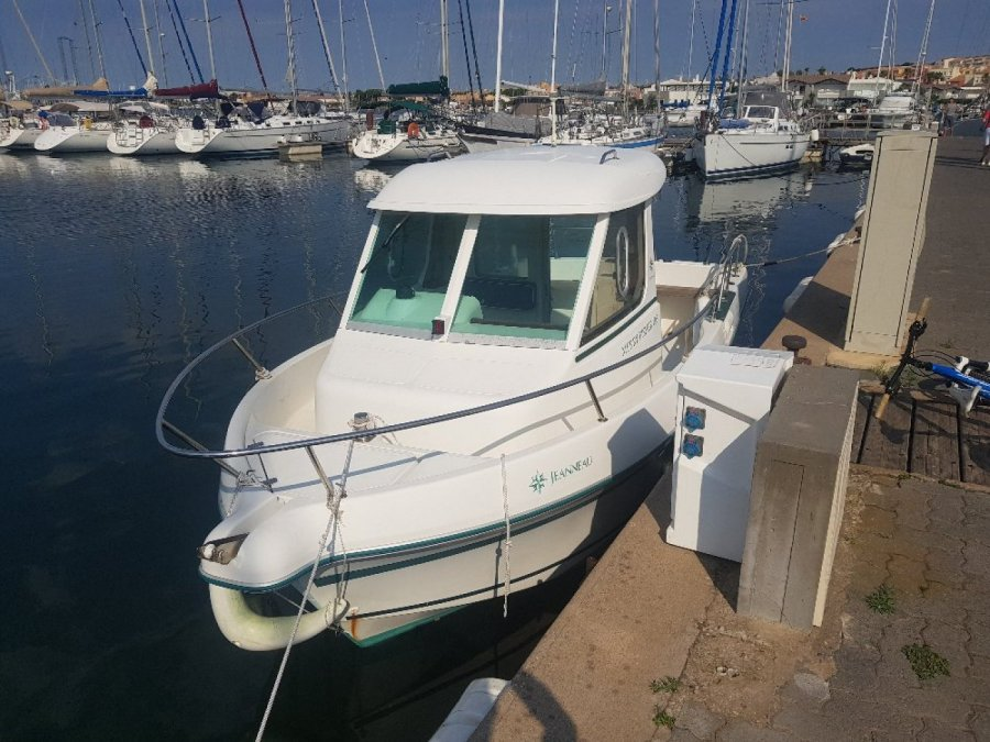 Jeanneau Merry Fisher 605 à vendre par