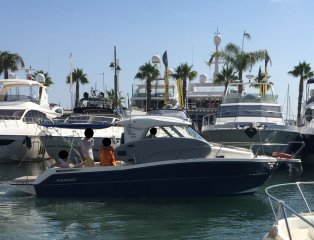 achat bateau Karnic Bluewater 2665 SEA ONE YACHTING