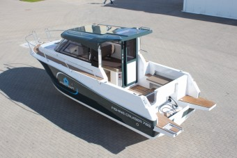 Pacific Craft Pacific Craft 785 Fishing Cruiser � vendre - Photo 2