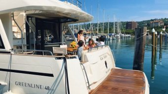 Greenline Greenline 48 Fly � vendre - Photo 8