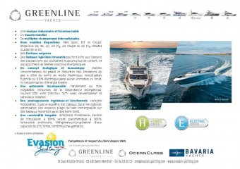 Greenline Greenline 48 Fly � vendre - Photo 25