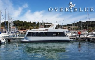 achat bateau Overblue Overblue 44 EVASION YACHTING