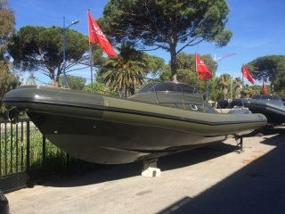 achat pneumatique Nuova Jolly Prince 35 Sport Cabin