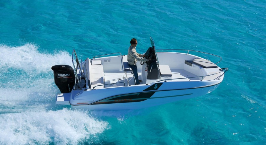 Beneteau Flyer 5.5 SPACEdeck nuovo