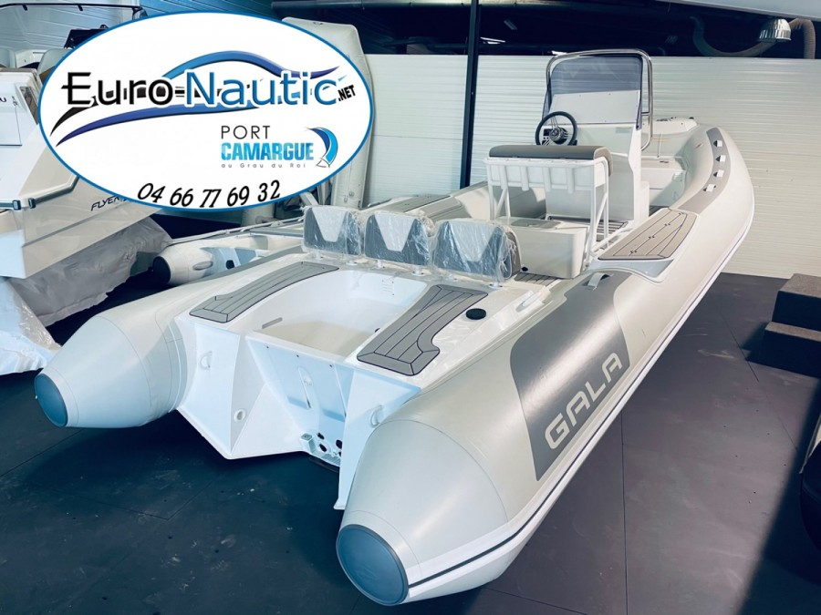 Gala Boats V650 Fishing nuovo